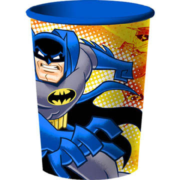 Batman Plastic Cup - 250ml