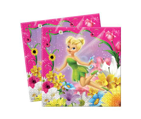 Disney Tinks Luncheon Serviettes