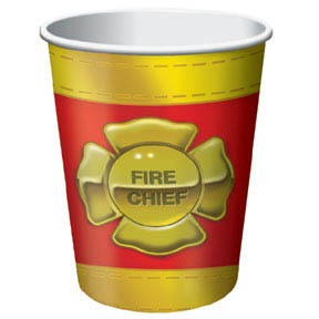 Fire Fighter Cups