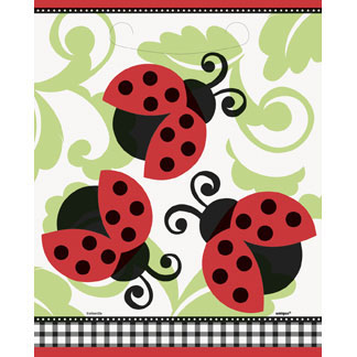Ladybug Lootbags