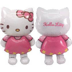 Hello Kitty Air walker balloon
