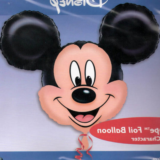 Mickey Mouse Supershape Mylar Balloon - 69cm * 73cm