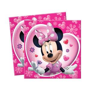 Minnie Mouse - Serviettes