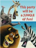 Madagascar 1 - Invitations