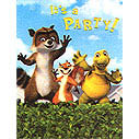 Over the Hedge Invitations