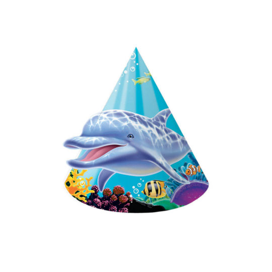 Oceans Party Hats