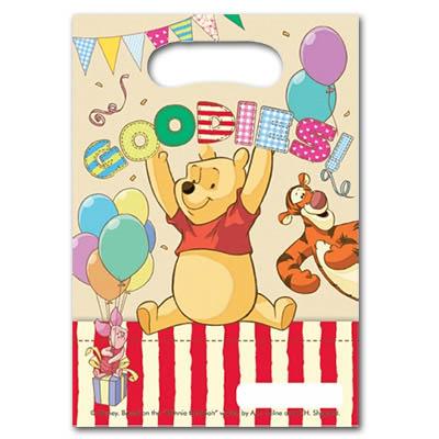 Pooh Alphabet Lootbags