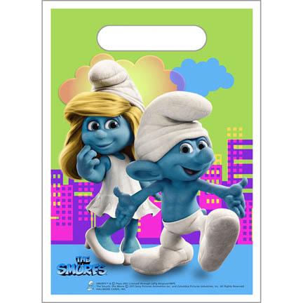 Smurfs Lootbags
