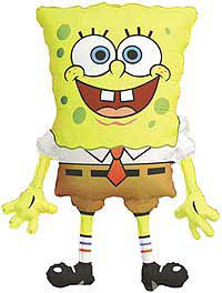 Spongebob Squarepants Supershape Mylar Balloon - 70cm