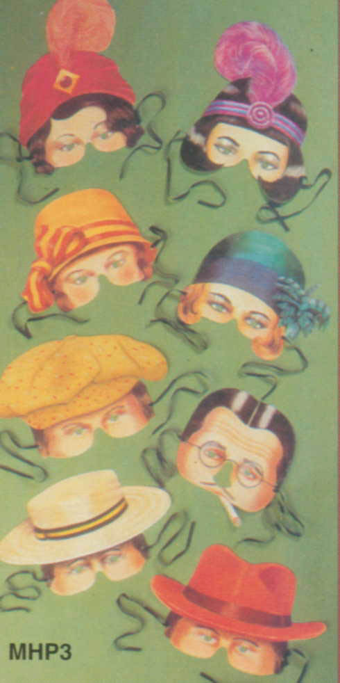 Disguise Masks