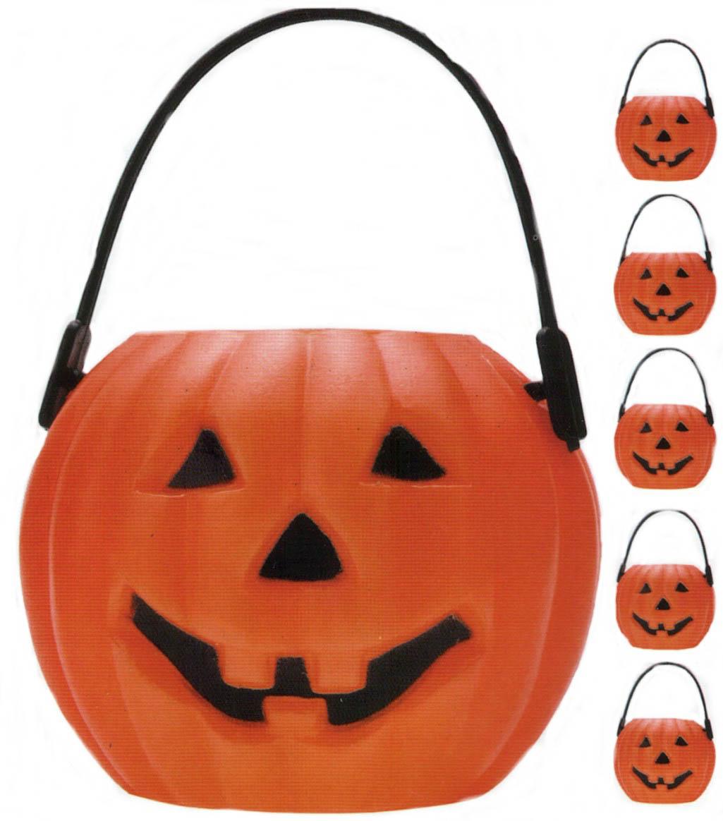 Pumpkin buckets