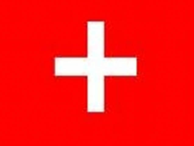 Flag Material - 5ft * 3ft - Switzerland