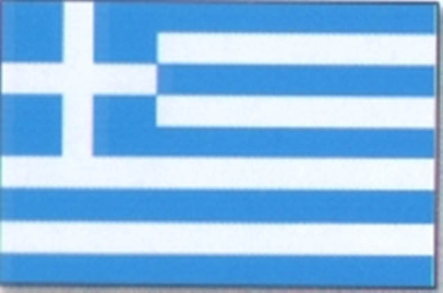Flag Material - 5ft * 3ft - Greece