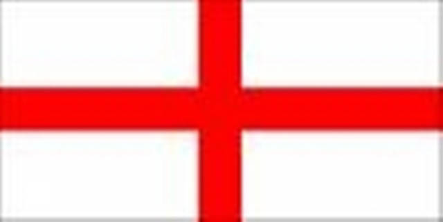 Flag Material - 5ft * 3ft - England