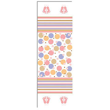 Pink Plastic Tablecloth