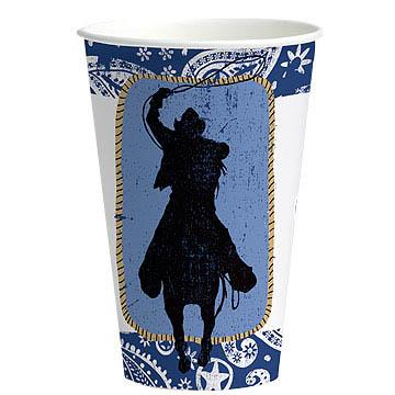 Wild west cups