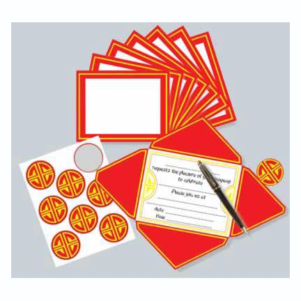 Chinese Invites