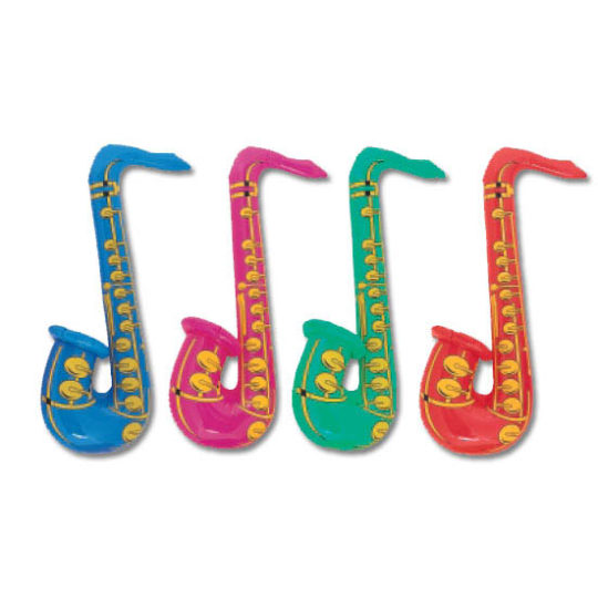 Inflatable Saxophone - 30cm * 76.2cm