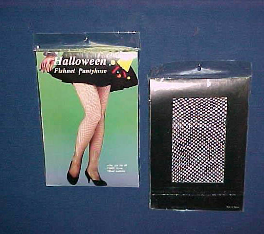 Fishnet Stockings - Black