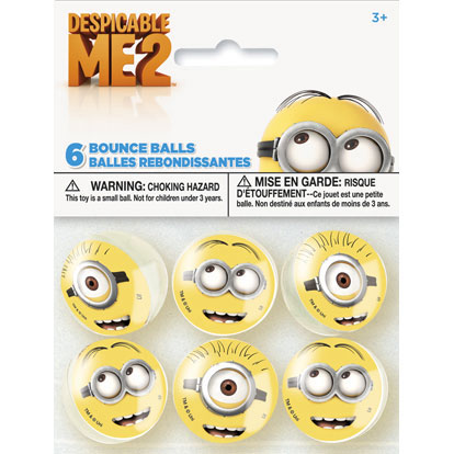 Despicable Me 2 Bouncing Balls