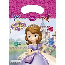Sofia the First - Lootbags