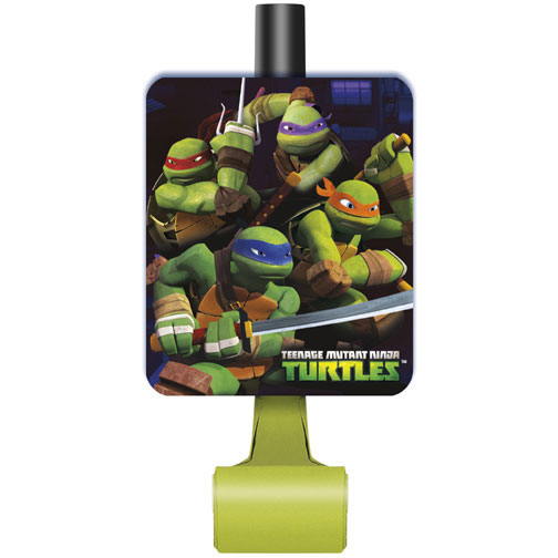 Teenage Mutant Ninja Turtles Blowouts
