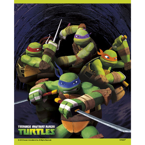 Teenage Mutant Ninja Turtles Lootbags
