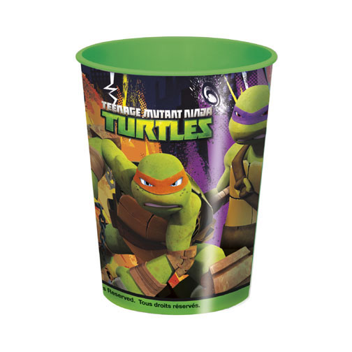 Teenage Mutant Ninja Turtles Plastic Cup