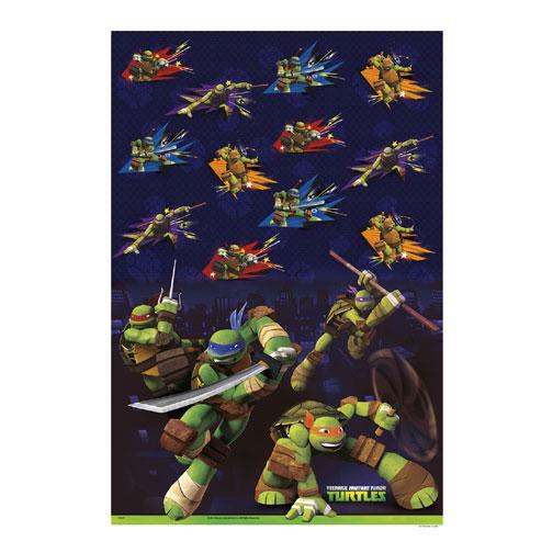 Teenage Mutant Ninja Turtles Tablecloth
